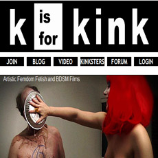 K Is For Kink