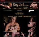 Hogtied