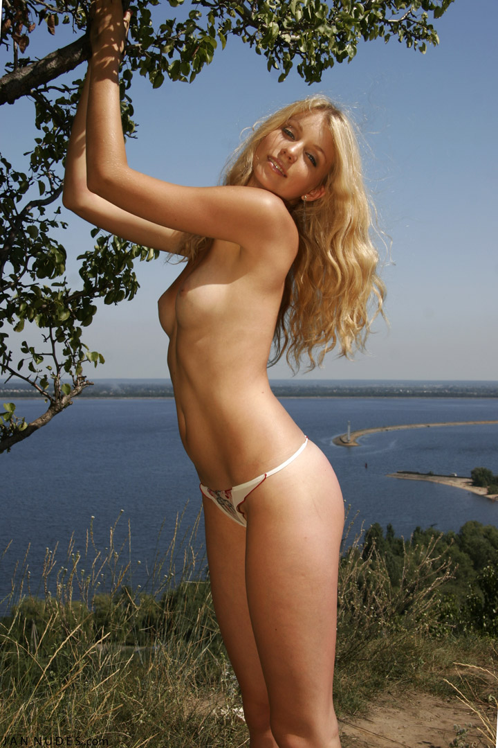 really young ukrainian nudist